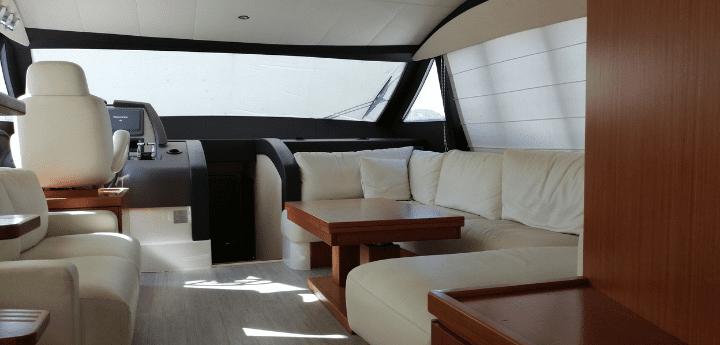 Una suite in yacht promossa da RadaHotel offre ai propri ospiti il calore di un servizio molto curato ed un comfort, speciale e straordinario.
