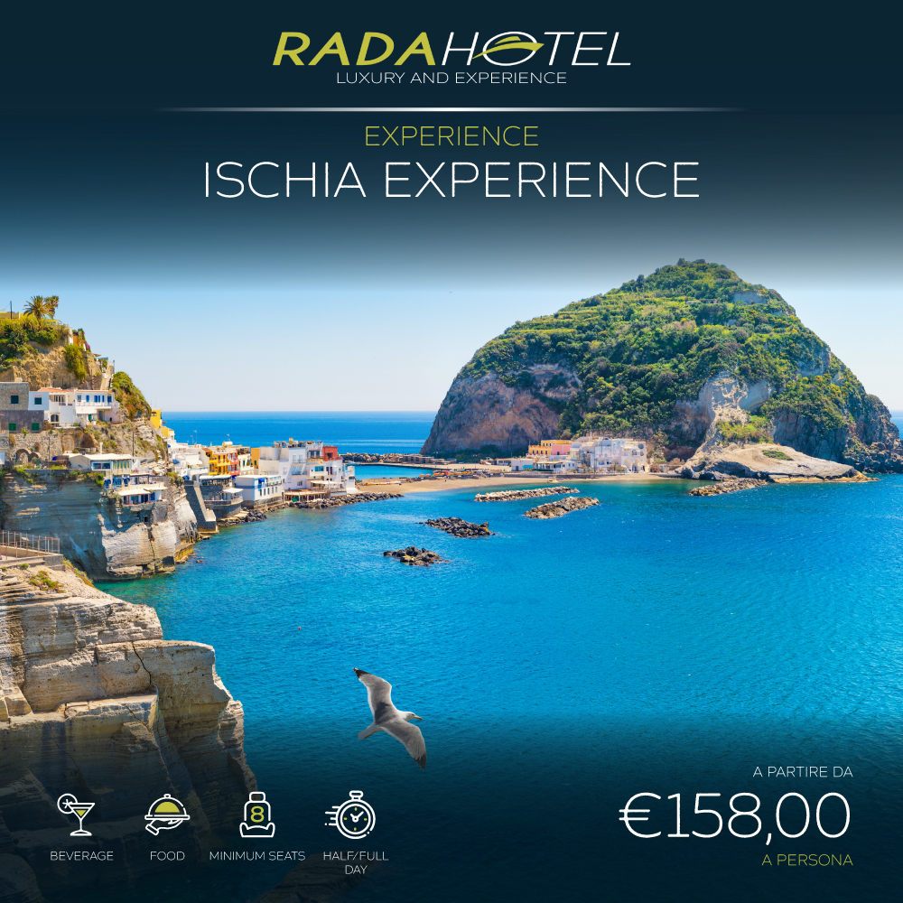 Ischia experience tour in yacht
