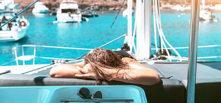Noleggio e vacanze in catamarano